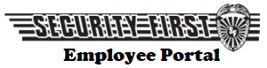 Security First Employee Portal